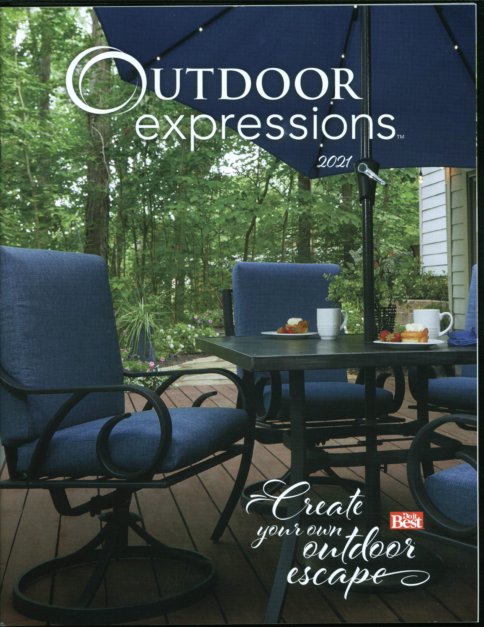 Create your own Outdoor Escape