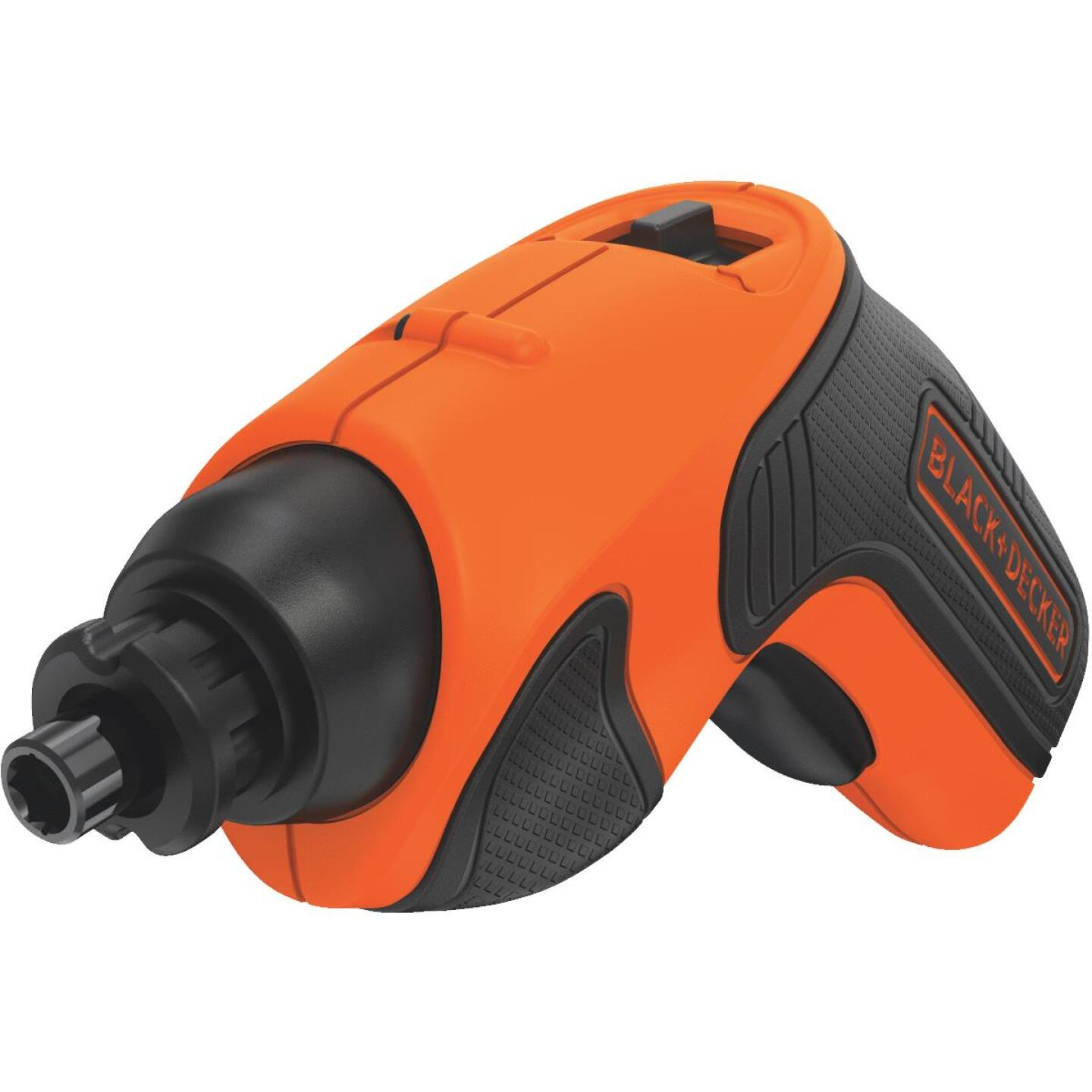 Black & Decker 4-Volt MAX Lithium-Ion 1/4 In. Cordless Screwdriver Image 4