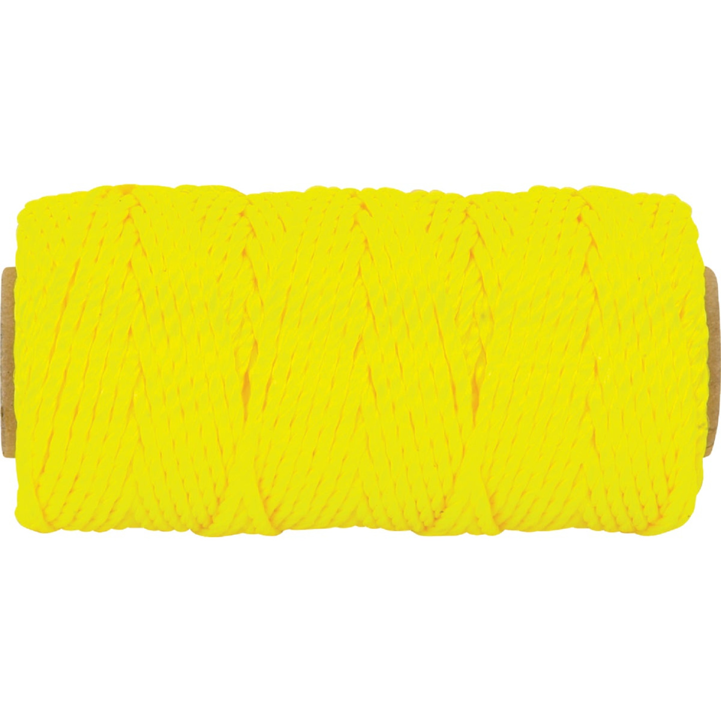 Do it 100 Ft. Fluorescent Yellow Twisted Nylon Mason Line Image 2