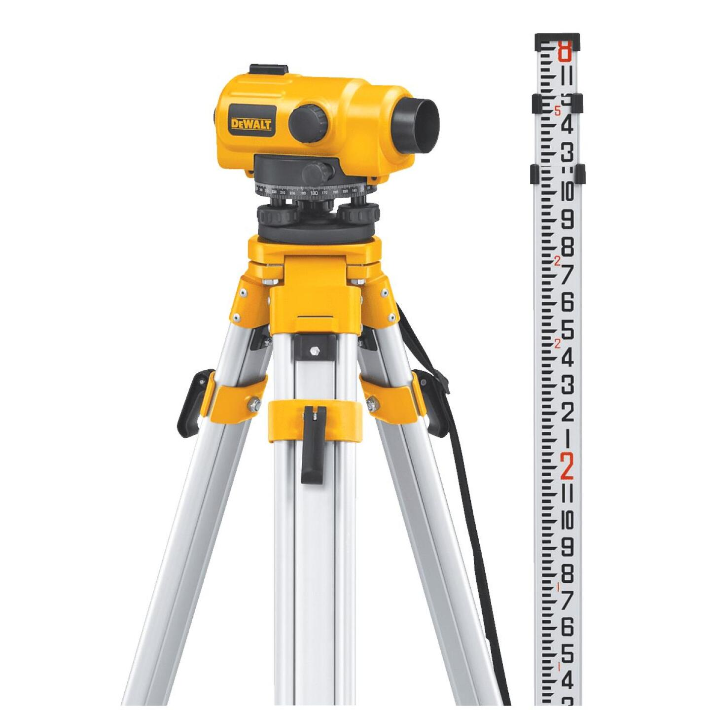 Dewalt 26x Magnifying Auto Sight Level Image 2