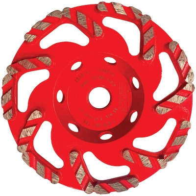 Diablo 4-1/2 In. Masonry Diamond Cup Wheel