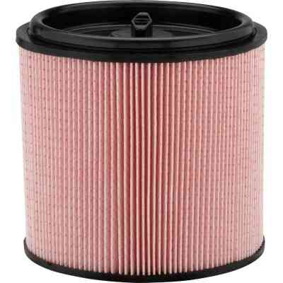 Channellock Cartridge Fine Dust 5 to 20 Gal. Vacuum Filter