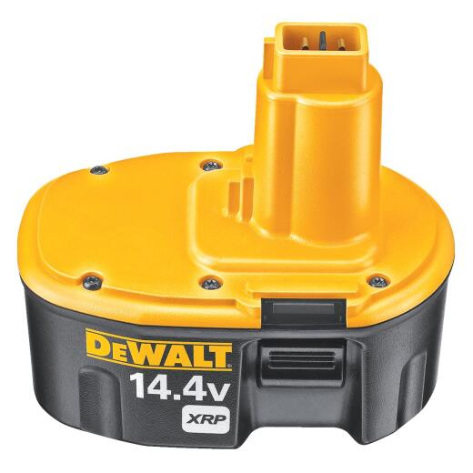 DeWalt 14.4 Volt XRP Nickel-Cadmium 2.4 Ah Tool Battery