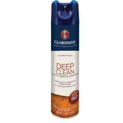 Guardsman 12.5 Oz. Deep Clean for Wood Cabinets & Furniture