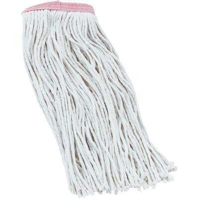 Nexstep Commercial 32 Oz. Janitor MaxiCotton Mop Head