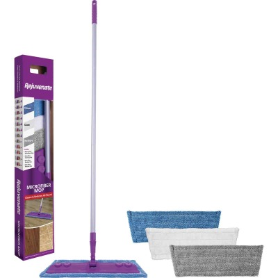 Rejuvenate Microfiber Floor Mop Kit