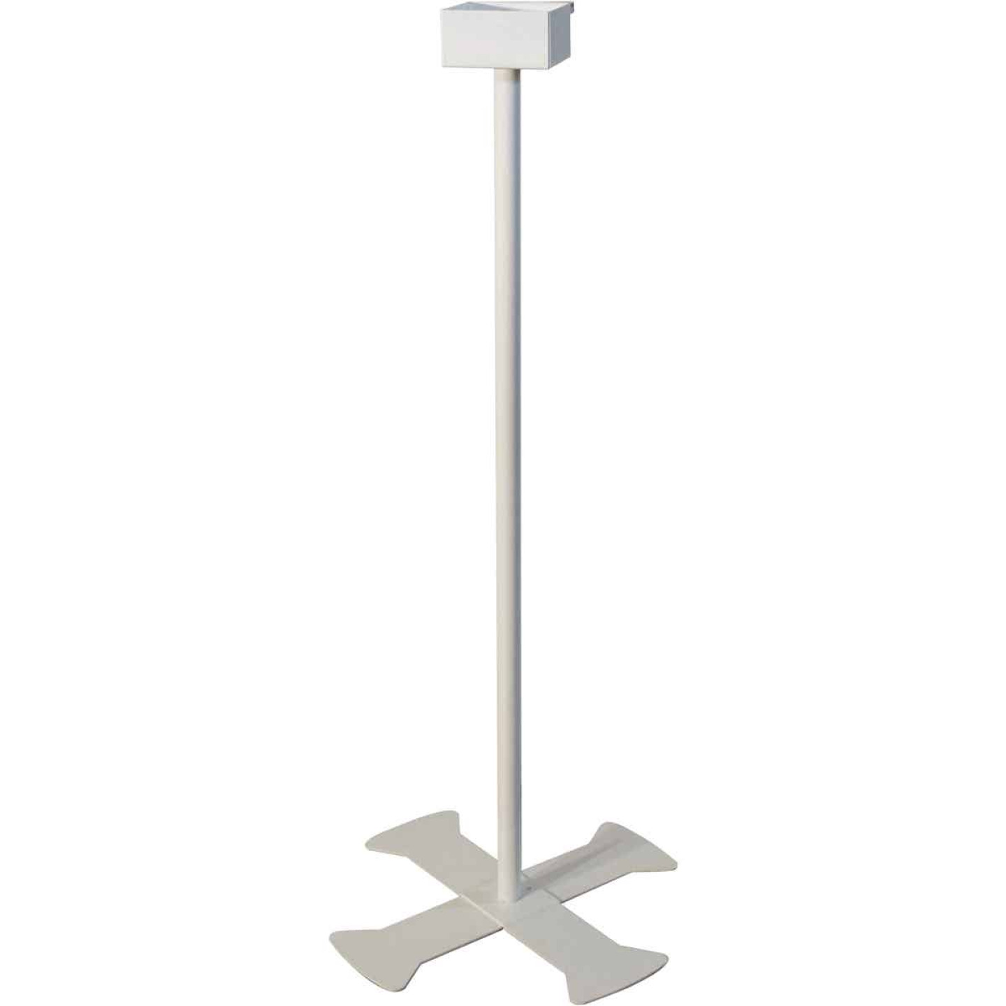 Astoria Commercial-Grade 3 Ft. Steel Disinfecting & Cleaning Wipe Stand Image 2