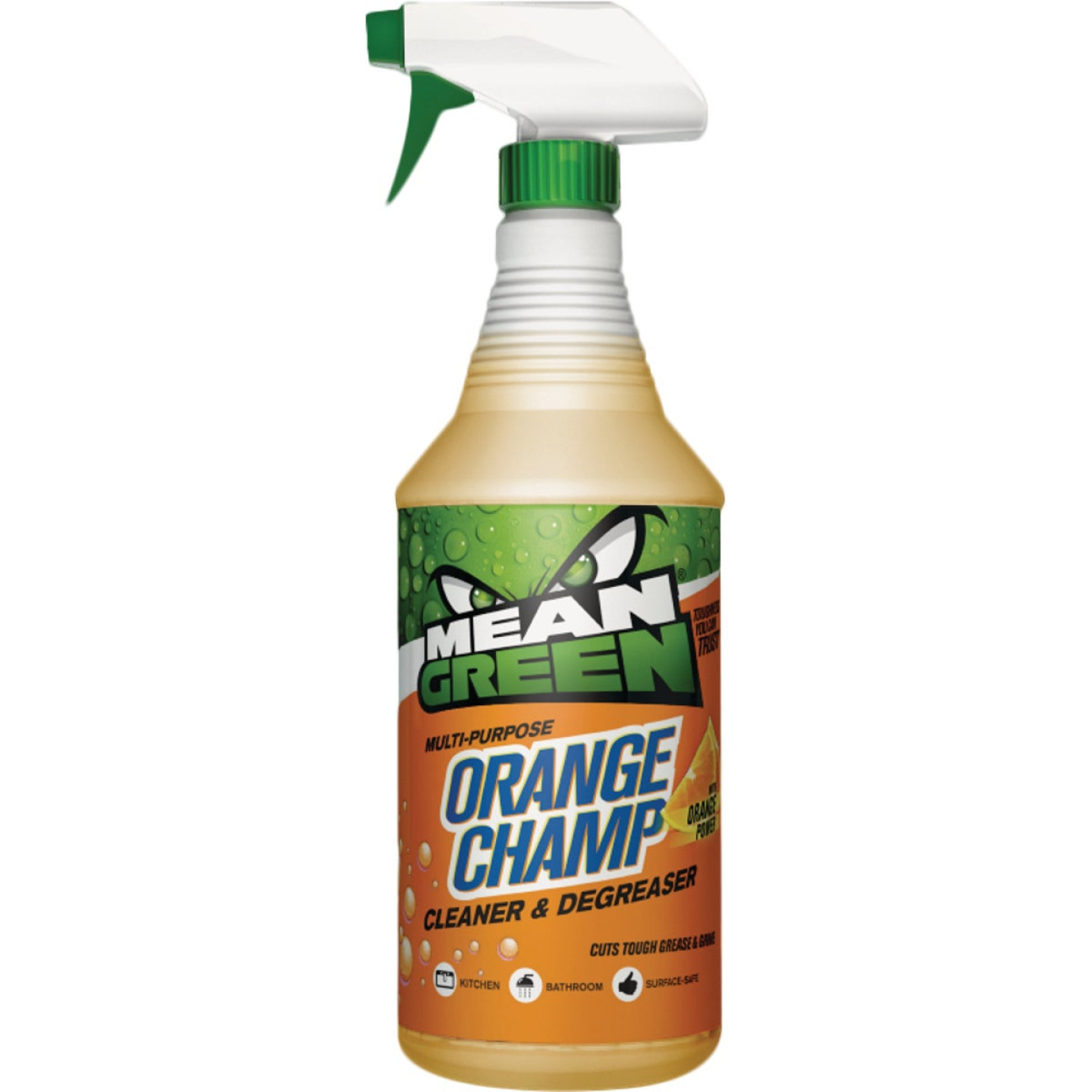 Mean Green 32 Oz. Orange Champ Multi-Purpose Cleaner & Degreaser Image 1