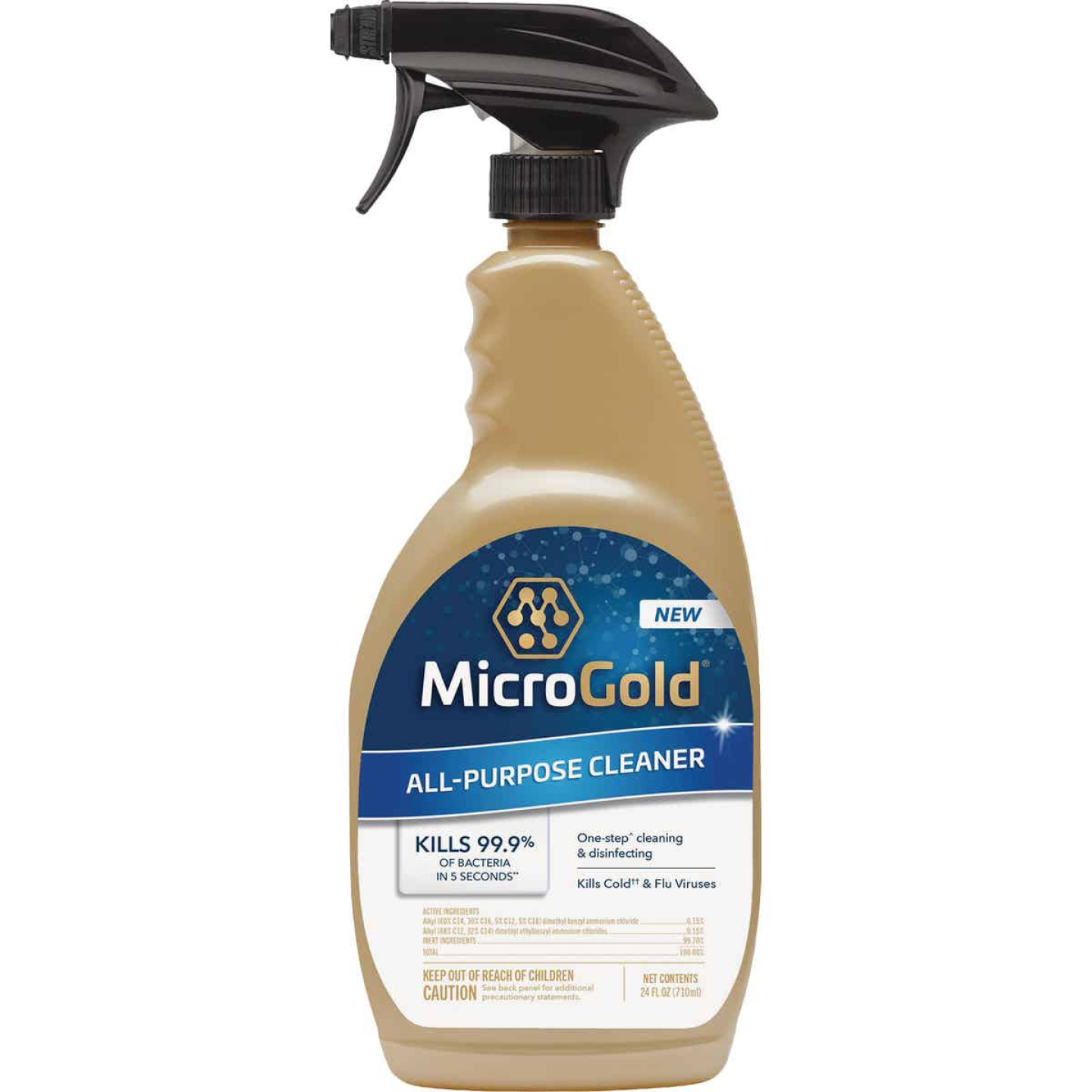 MicroGold 24 Oz. All-Purpose Cleaner & Disinfectant Spray Image 1