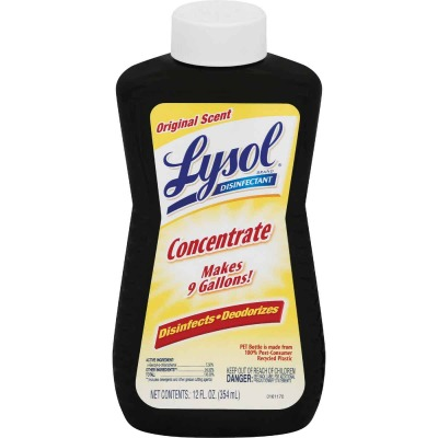 Lysol 12 Oz. Concentrate Liquid Disinfectant