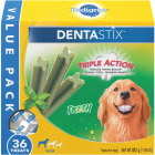 Pedigree Dentastix Large Dog Fresh Dental Dog Treat (36-Pack) Image 1