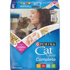 Purina Cat Chow Complete Balance 15 Lb. Kibble Blend All Ages Dry Cat Food Image 1