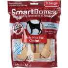 SmartBone Large Chicken Chew Bone (3-Pack) Image 1