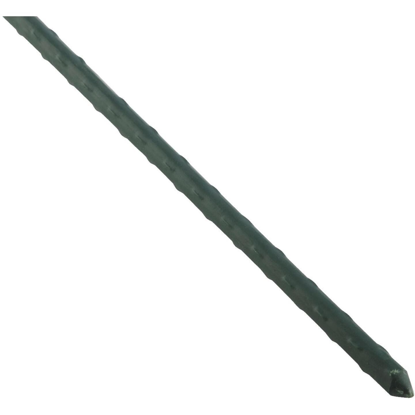 Best Garden 2 Ft. Green Steel Plant Stake Image 1
