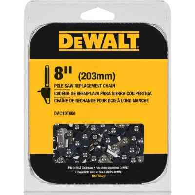 DeWalt 8 In. Pole Saw Replacement Chain