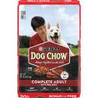 Purina Dog Chow 20 Lb. Beef Flavor Dry Dog Food Image 1