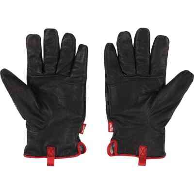 Milwaukee Impact Cut Level 5 Men's XL Goatskin Leather Work Gloves