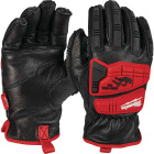 Milwaukee Impact Cut Level 5 Men's XL Goatskin Leather Work Gloves Image 3