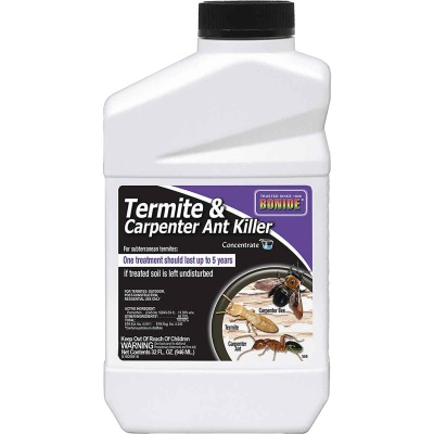 Bonide 32 Oz. Concentrate Outdoor Termite & Carpenter Ant Killer