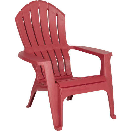 Adams RealComfort Merlot Resin Adirondack Chair