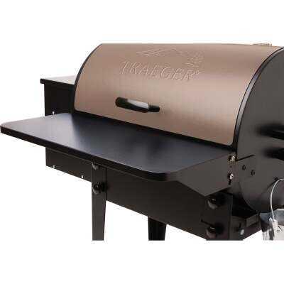 Traeger Tailgater/20 Series Front Folding 23.25 In. W. x 10 In. L. Steel Grill Shelf
