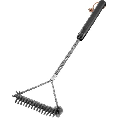 Weber 21 In. Stainless Steel Bristles Grill Cleaning Brush