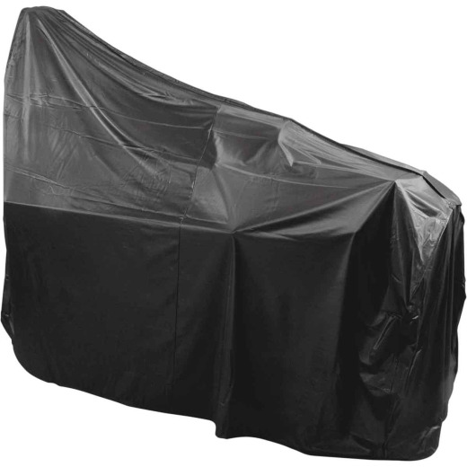 Char-Broil 45 In. Black Polyester Universal Smoker Cover